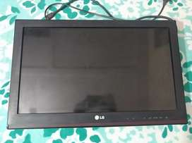 LG led tv new condition 20 inch