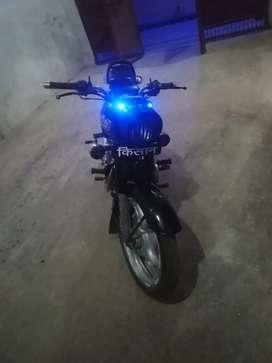 New bike bullet