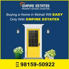 1 kanal single storey east facing house for sale in phase-2, Mohali