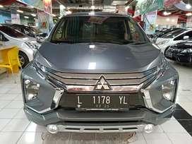 Mitsubishi xpander ultimate matic AT 2018 pmk 2019 matik Surabaya