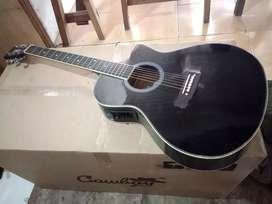 Gitar akustik elektrik new lakewodd