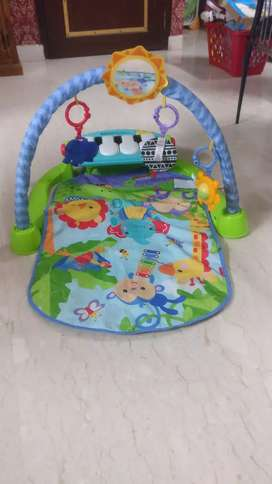Fisher price Babygym for 3 months to 3 years