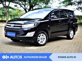 [OLX Autos] Toyota Kijang Innova 2017 G 2.0 Bensin M/T #Power Auto ID