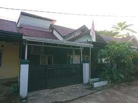 Rumah 2 Lantai 11m x 10m, daerah Kampung Timur