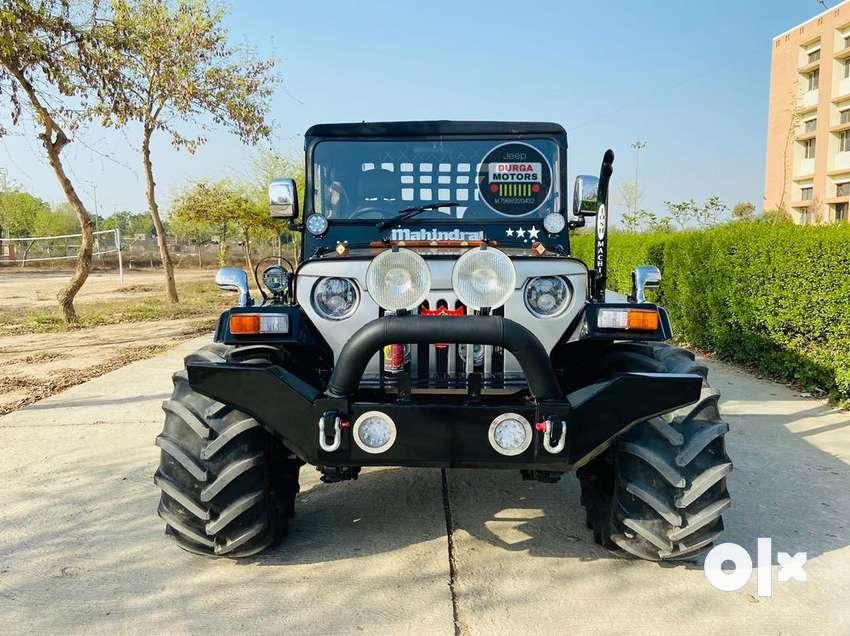 Mahindra jeep new model
