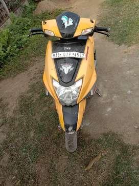 TVS Ntrq 125 Good condition