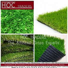 Artificial grass is perfect for modern home and sports surface  HOC. 1