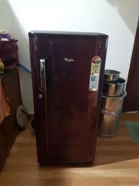 Whirlpool Fridge for sale | bought on 2017| Used for only 3-4 months
