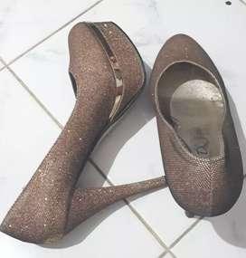Sepatu Hells Fladeo size 38