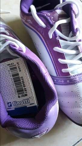 Sepatu sneakers wanita finotti audy