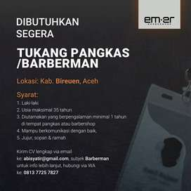 Tukang Pangkas/Barberman
