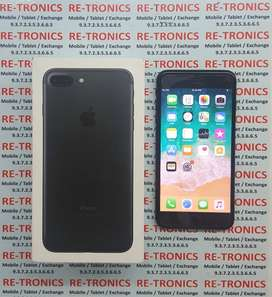 iPone 7 Plus(256GB Storage Color Black Box And Charger Good Condition)