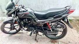 Powerfull engine Hero passion pro,single person used.