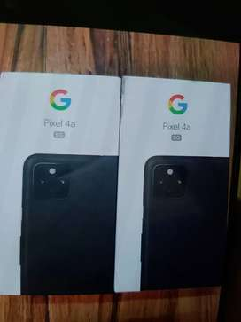 Pixel 4a (5G) Official Pta Approved, Sealed Box
