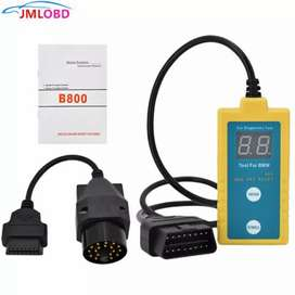 B800 SRS Reset Scanner OBD Diagnostic Tool for BMW Car Vehicle Airba