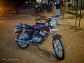 Yamaha rx g fully Restoration