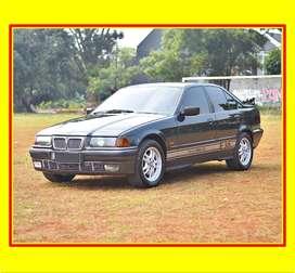 BMW SERI-3 CBU MATIC 323i bmw 320 mobil murah bmw 323 bmw 318 e36 e46