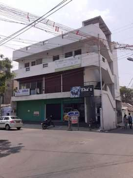 2bhk House for lease and 800sq.Ft shop for rent. Pushpa theater. Tup