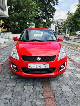 Maruti Suzuki Swift VXi 1.2 BS-IV, 2017, Petrol