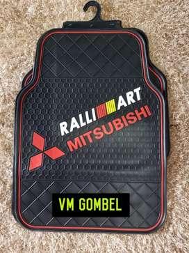 Minggu Buka Sale Karpet Lantai Universal logo Mitsubishi