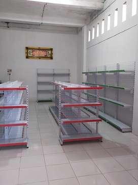 Paket mitra bisnis join usaha jual rak supermarket rak gondola display