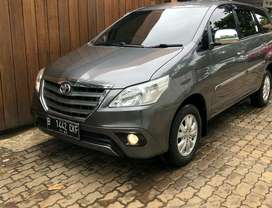 dijual innova g at 2013 bensin cash/credit