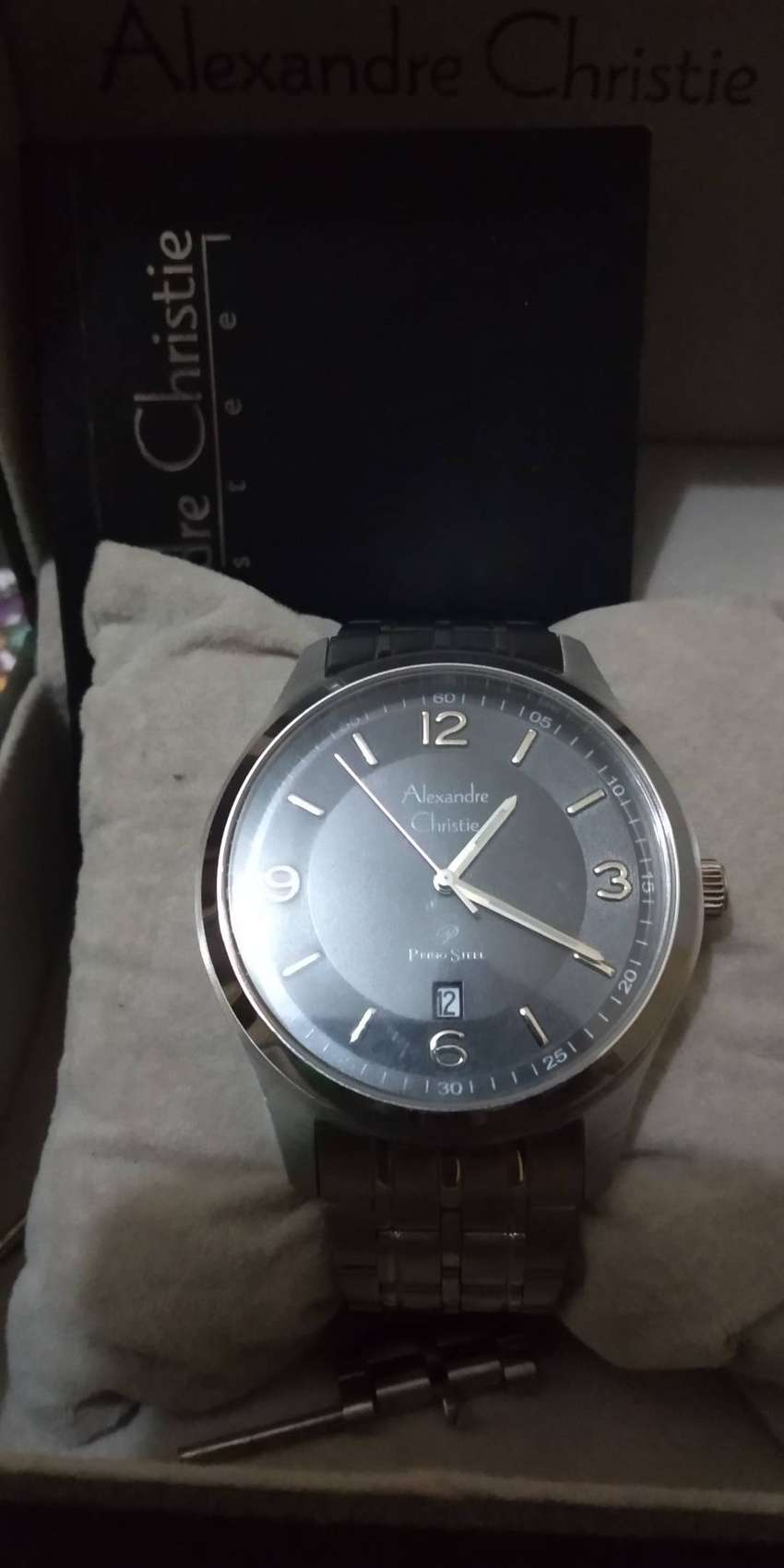 Jam tangan AC Primo steel 0