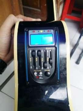 Gitar Yamaha Apx500ll Akustik Elektrik