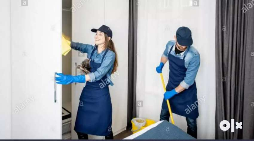 Male / Female for House keeping / Cleaning/ and other household work 0