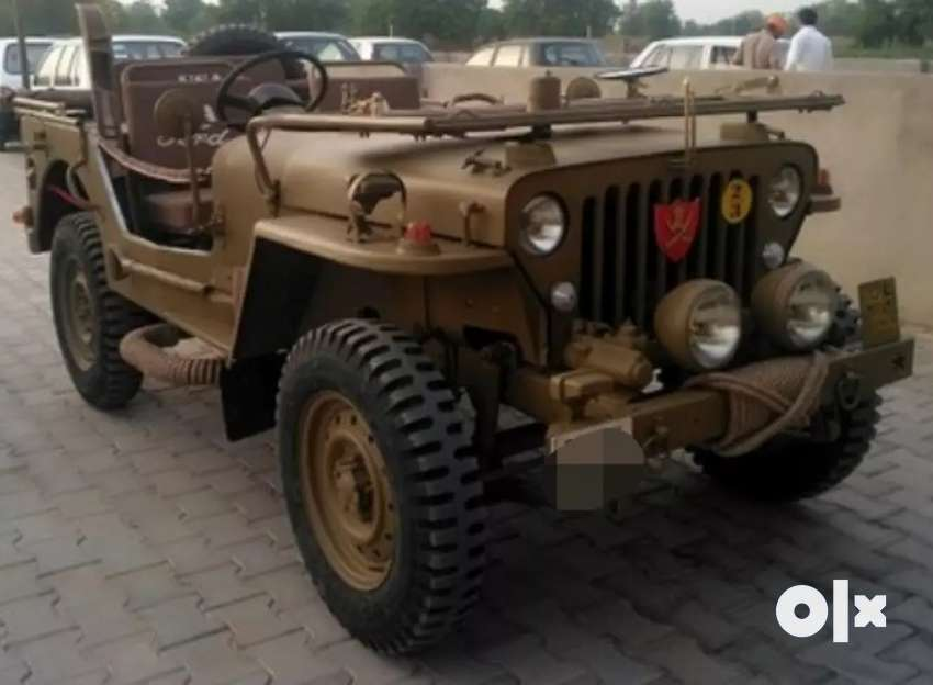 Toyota modified willys jeep 0