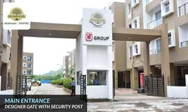 1 BHK Flat For Rent Nr By Taloja MIDC  bus Facility panvel station