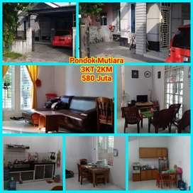 Rumah Murah Jl. Pemuda Perum. Pondok Mutiara