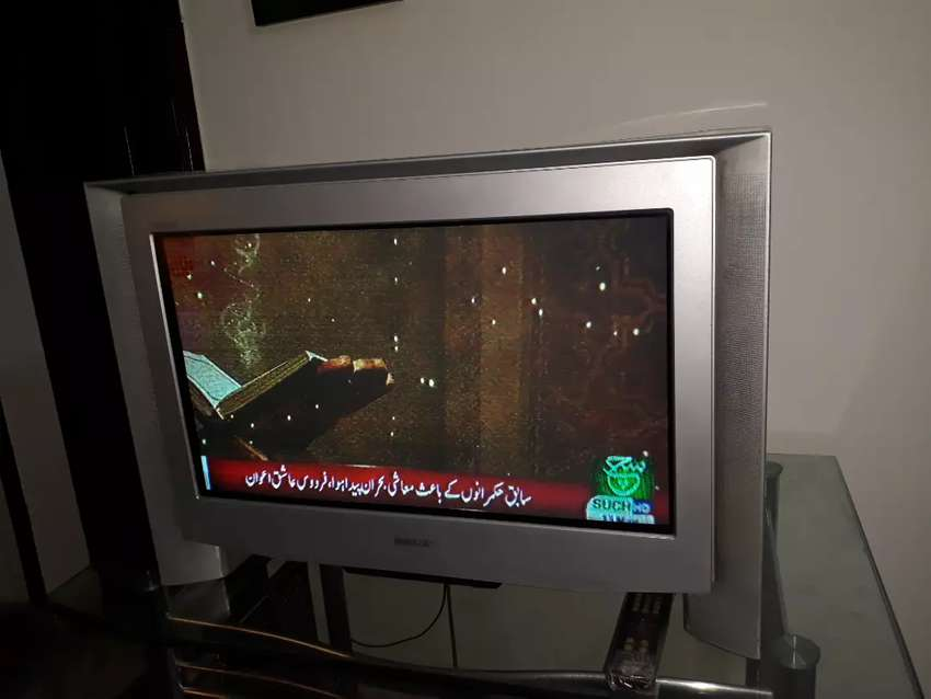 32 inch Dual screen TV for sale 0