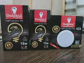 Dolphin Led bulb and SMD lights