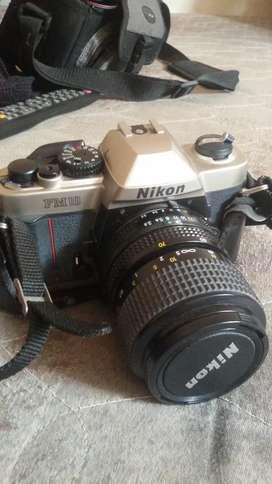 Kamera SLR Analog NIKON FM10