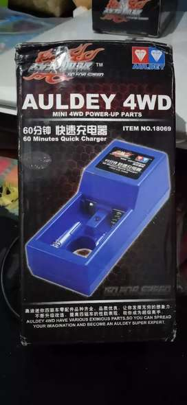 Quick Charger baterai AA Auldey