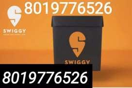 Join swiggy get 3k bonus & 2k for petrol allowance for joining swiggy
