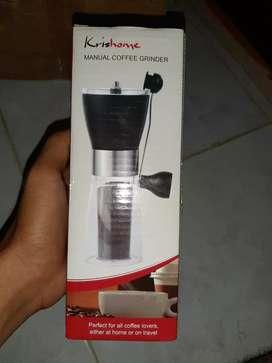 Penghalus kopi (grinder kopi) krishome