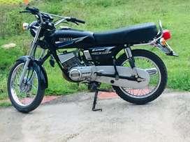 Yamaha RX 135 New , rebored
