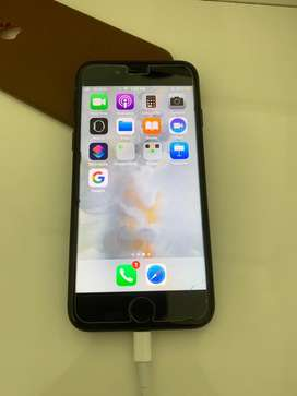 Iphone 7 Mat black , 32 GB & gud condtion