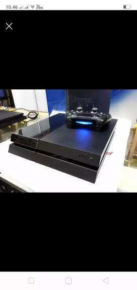 PS4 fat HDD 500 GB.