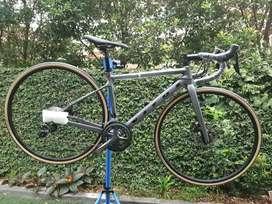 Road bike vitus full bike frame fork carbon