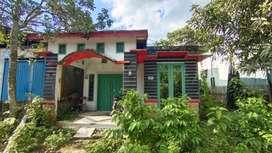 Rumah Dijual, Bebas Banjir, Lokasi santai, Akses Jalan Bagus