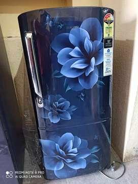 New fridges scraches