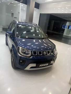 Maruti Suzuki Ignis 2021