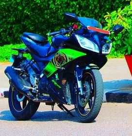 Selling my bike R15 v2