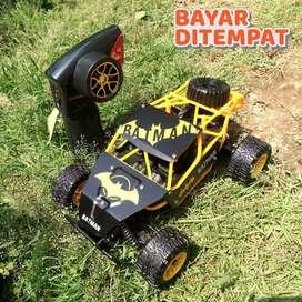 Mobil Remote Control BUGGY BATMAN 2.4Ghz Scala 1:18 Speed 25 km/h
