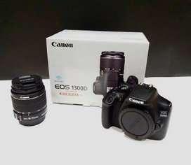 Kamera Canon Eos 1300D Bisa Cash Dan Kredit Acc 3 Menit