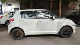 Swift zxi petrol&cng 3rd owner