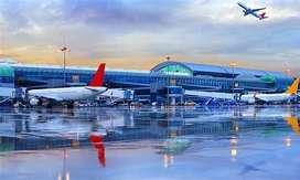 Looking for cabin crew/air hostess-job vacancies in airport .